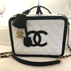 Chanel Vanity Bag